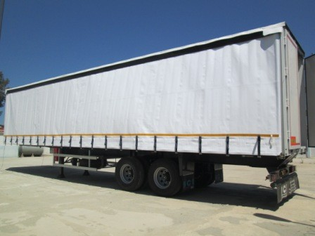 Curtainsiders Semi-Trailer 32 T