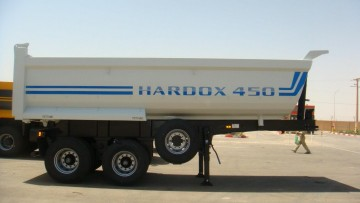 Dumper Semi-Trailer