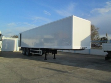 Box Semi-Trailer