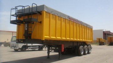 Grain Semi-Trailer 03 Axles – 52 Tons