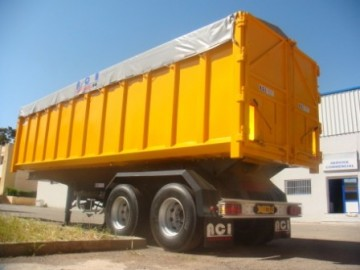 Grain Semi-Trailer 32T