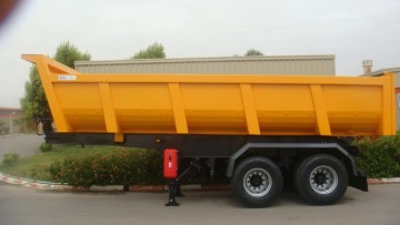 Dumper Semi-Trailer 02 Axles – 32 Tons