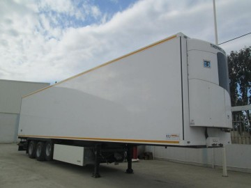 Refrigerating Semi-Trailer