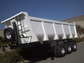 Dumper Semi-Trailer 45 T
