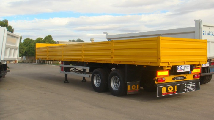 FLATBEDS 32T
