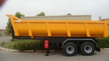 Dumper Semi-Trailer 02 Axles – 32 Tons